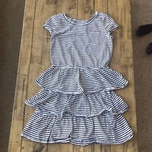Children's place ruffle dress